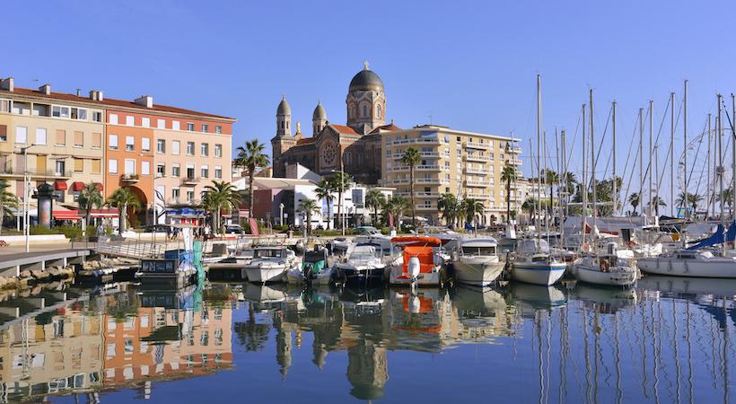 Port de Saint Raphaël
