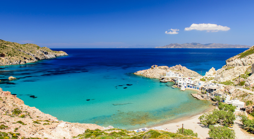 L'île de Milos