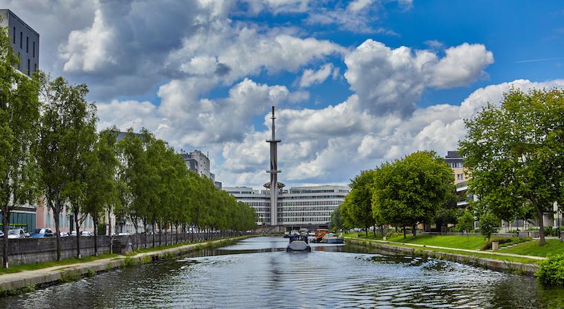 Naviguer en péniche à Rennes