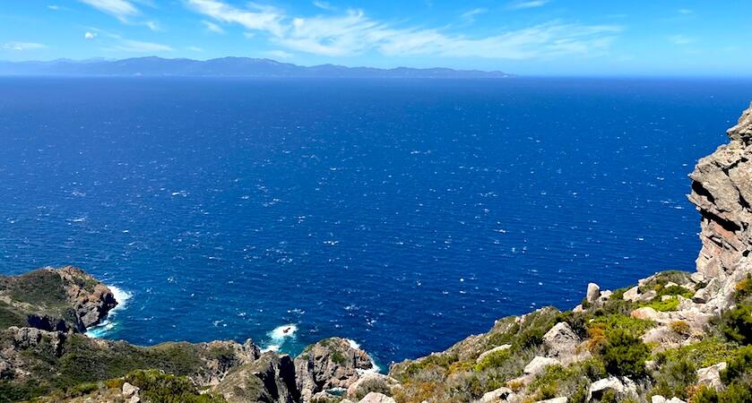 Côte Ouest de Capraia
