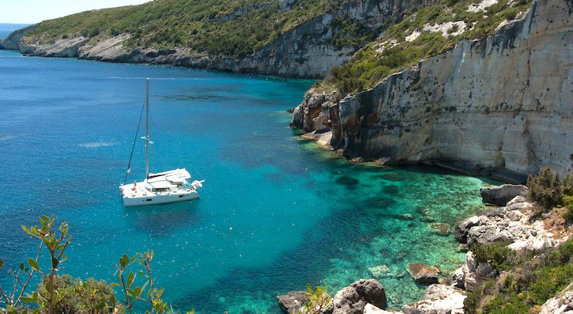 Croisière en catamaran dans les îles Saroniques