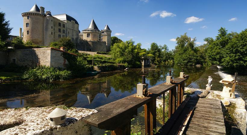 Barrage de Verteuil-en-Charente
