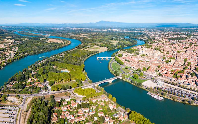 Avignon Rhône