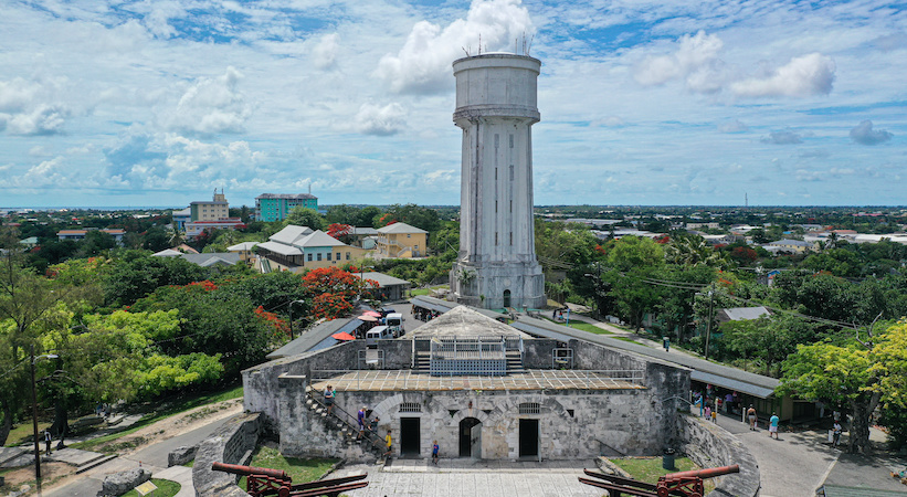 Fort Fincastle à Nassau