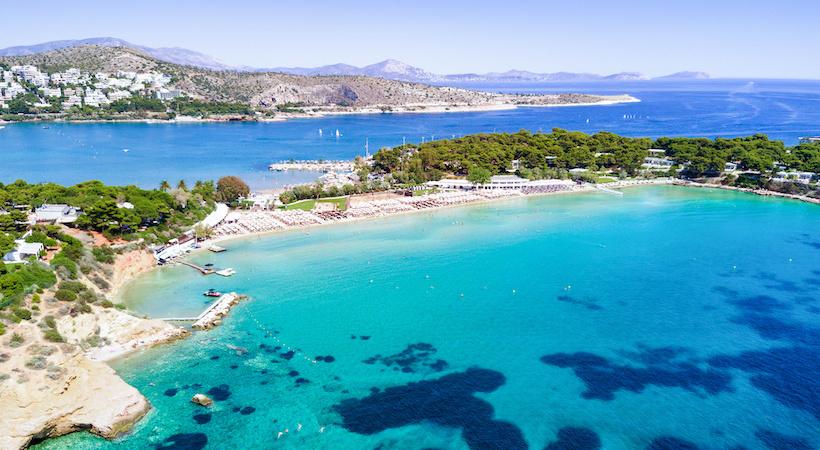 Baie d'Athènes