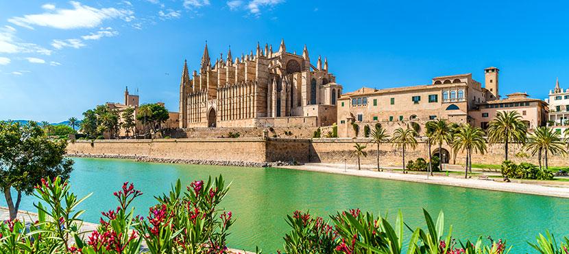 cathédrale de Majorque