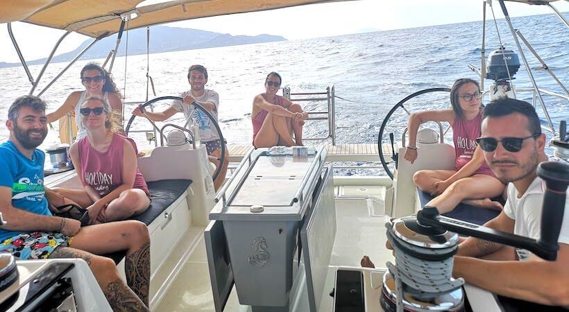 Da Ischia a Ventotene