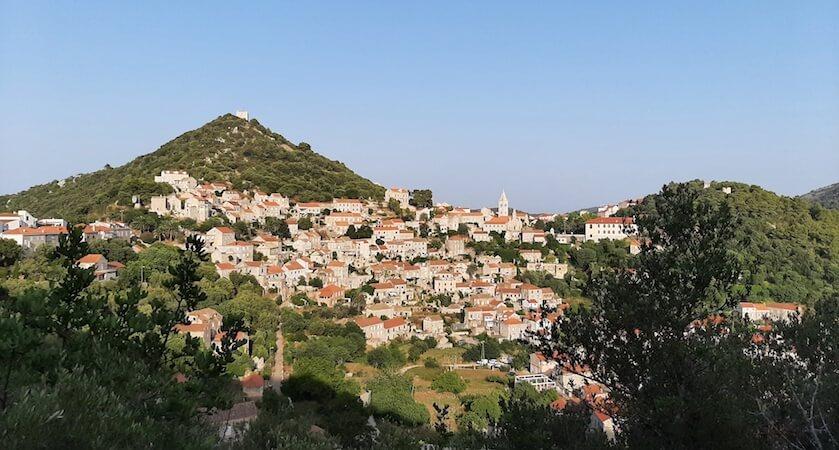 Le village de Lastovo
