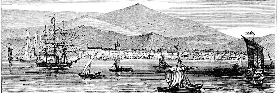 Expedition Magellan Illustration