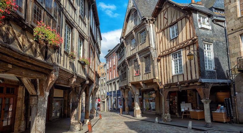 Découvrir les maisons typiques de Bretagne