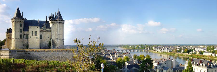 Château de Saumur sur la Loire cover