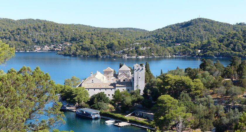 monastère de l'îlot Sainte-Marie