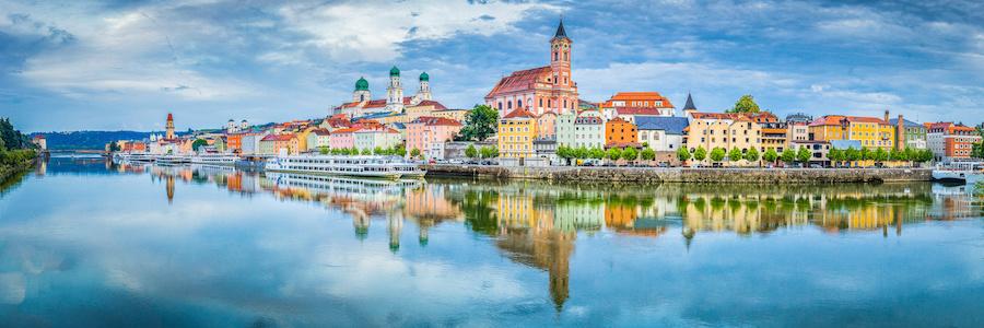 Danube en Allemagne cover