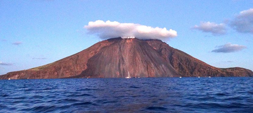 Volcan de Stromboli