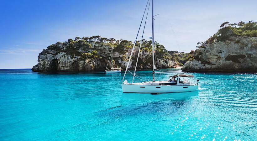 cambiare barca a vela usata