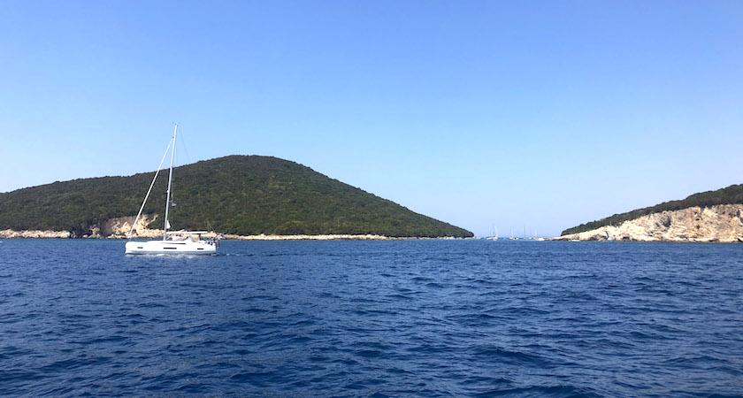 Baie de Syvota