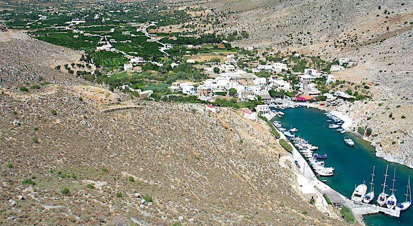 Baie de Vathy