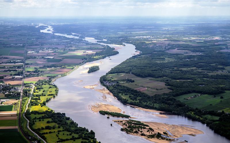 La Loire près d'Angers