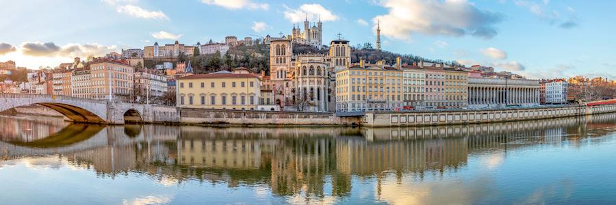 Lyon Rhône cover