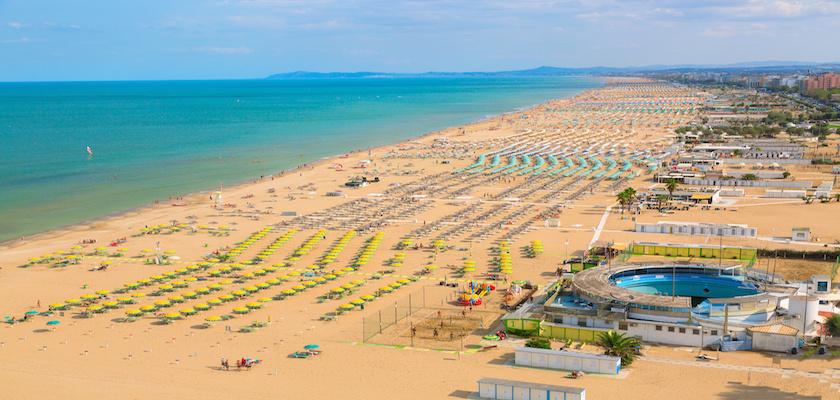 Riviera romagnola Rimini